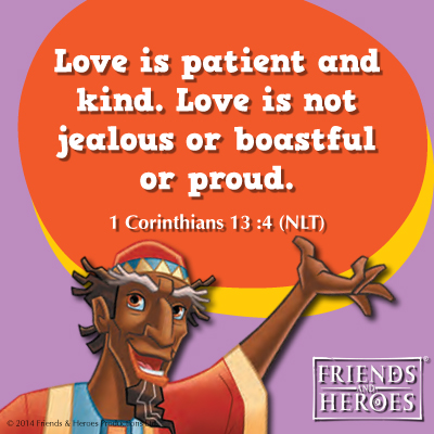 Goodies | Bible verse - Love