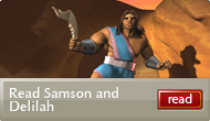 Samson and Delilah